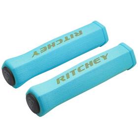 Ritchey WCS True Grip - Puños - azul/Turquesa